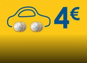 A Reus, aparca tot el dia per només 4€