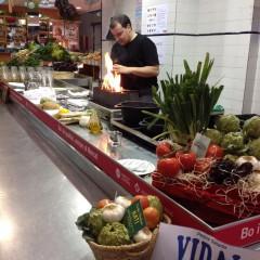«Cuina amb DO», nou cicle de tallers de cuina amb productes de proximitat als Mercats de Reus