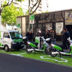 Creix la demanda per aparcar el vehicle elèctric a la xarxa municipal d'aparcaments
