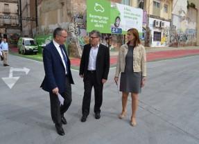 L'Àrea de zona blava de la Riera Miró, un «smart city lab» en l'àmbit de la mobilitat